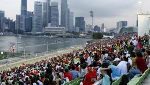 Singapore Formula 1 Grand Prix - Marnia Bay Street Circuit - 3 Nights 20-23 Sept.19