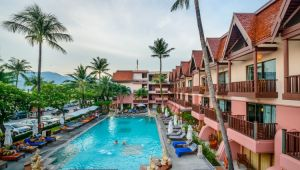 4* Seaview Patong Hotel - Phuket - 7 Nights