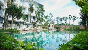 Bali - 4* Fontana Hotel Bali - Hot Deal - 8 Nights