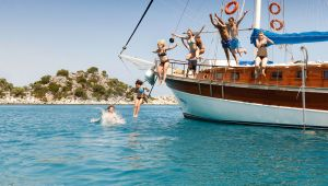 Sail Turkey with Friends - 8 Days - 18 years and older