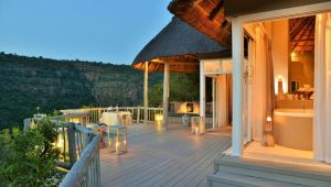 Thumbnail image for Clifftop Exclusive Safari Hideaway - Welgevondon Private Reserve - 2 Nights