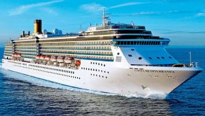 Indian Ocean Islands Cruise on Costa Mediterranea - 14 Nights - Dec.19