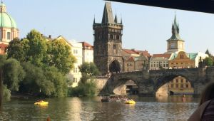 Prague - The City of a Hundred Spires - 5 Nights