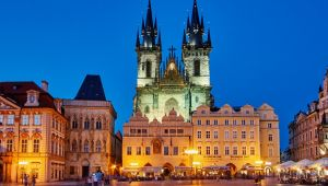 Summer in Prague, Vienna and Budapest Combo - 6 Nights