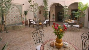 Marrakech - Riad Canelle - 5 Nights