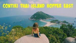 Contiki - Thai Island Hopper East - Trip for 18-35's - Set departure