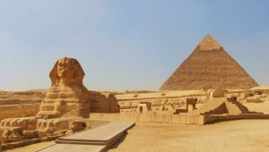 Egyptian Highlights Tour & 3 Night Nile Cruise  - Valid Oct.19