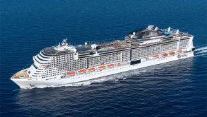 Cruise - MSC Grandiosa Mediterranean Cruise - 4 to 11 Jan.20