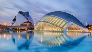Explore Spain by Train - 4* Madrid - Valencia - Barcelona - 9 Days