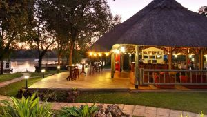 Victoria Falls - 4* A'Zambezi River Lodge - 5 nights