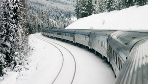 Canada - Luxury Snow train to the Rockies - 7 Days - Land only
