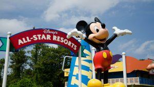Walt Disney World - Where Dreams of Made! 5 Nights at All Stars Sports Resort