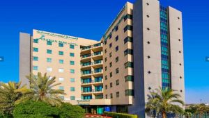 Dubai - 3* Arabian Park Hotel - 5 Nights