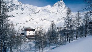 Skiing -  4T Club Med Cervinia - 8 Days