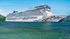 Western Med Cruise - Norwegian Epic - Barcelona - May to Oct.21