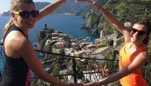 Italy - Cinque Terre & Tuscany Multi-Adventure Tour for older Teens and Twenties