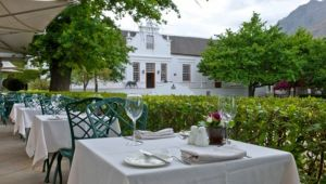 Stellenbosch - 5* Lanzerac Hotel and Spa - 2 Nights - Valid: until 28 Apr.21