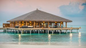 Maldives -  5* Cocoon - Free Upgrade to All Inclusive + Room Upgrade