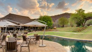 Pilanesberg - 4* Ivory Tree Lodge - 4 Nights