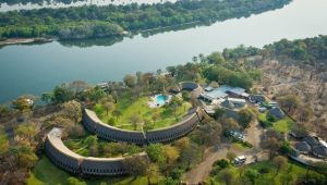 Victoria Falls - 4* A' Zambezi River Lodge - 3 nights - Valid: 01 - 30 Jun.21