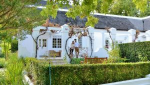 Western Cape -4* Le Franschhoek Hotel & Spa - 3 Night Getaway