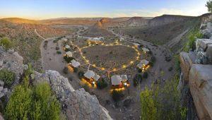 Western Cape - Montagu - Sanbona - Dwyka Tented Lodge - 2 Nights - 05 Aug - 14 Dec.21