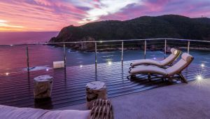 Knysna - Head Over Hills Luxury Retreat - 3 Nights - Valid: 01 May to 30 Sep.21
