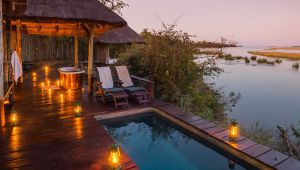 Zambia - Royal Zambezi Lodge - 4 Nights