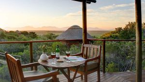 3* Garden Route Game Lodge - Mossel Bay - 2 night getaway