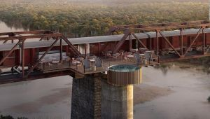 Kruger National Park - 5* Kruger Shalati - Train on the Bridge Package - 2 Nights - All Inclusive - Valid until 29 Dec.21