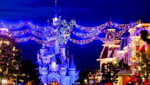 Disneyland Paris Enchanted Christmas (4 Nights)