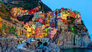 Rome, Tuscany Wine Trails & Enchanting Cinque Terre - 6 Nights