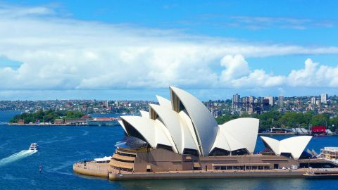 Image of Australasia